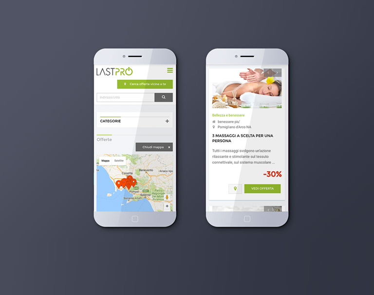 Sviluppo Web App